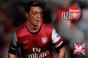 Ya es oficial: el Madrid vende a Özil por 45 millones de euros