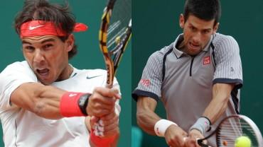 """Nadal: """"Mi rival es Djokovic, ya me encontraré con él"""""""