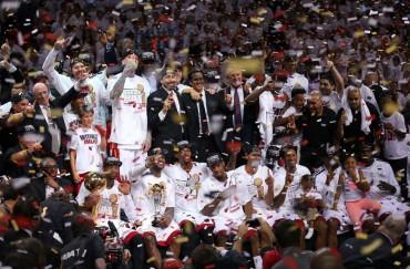 Miami, el rival a vencer en la NBA