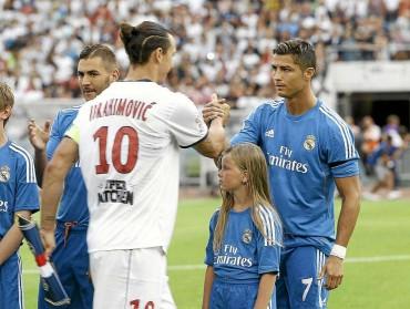 El Madrid disputará un amistoso ante el PSG el 2 de enero