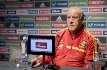 "Del Bosque: ""Diego Costa debe elegir Brasil o España"""