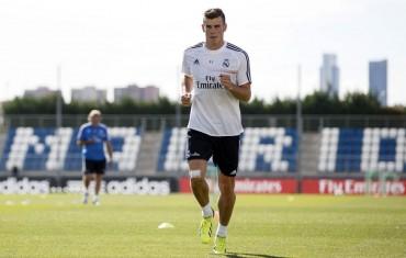 Bale aprieta para poder estar el sábado frente al Málaga