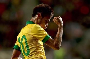 Neymar encarrila el triunfo de Brasil sobre Corea