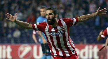 El Atlético de Madrid ganó en Oporto
