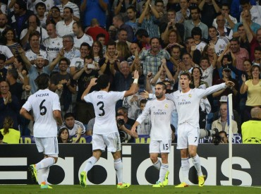 Real Madrid ha superado con relativa facilidad al Copenhague