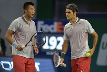 "Federer: ""Estoy feliz por Rafa"""