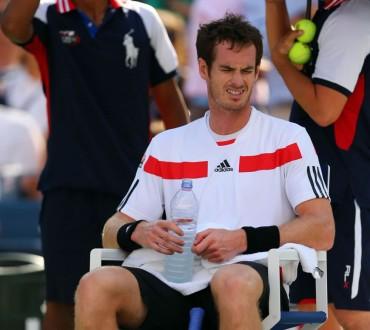 Andy Murray confirma su renuncia al ATP World Tour Finals