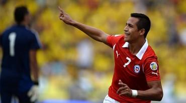 El United se interesa en Alexis Sánchez