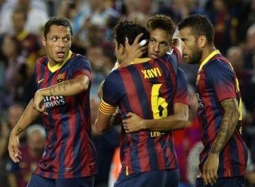 """Xavi: """"¿Teatro Neymar? En Madrid buscan cosas que no gustan"""""""