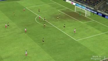 Football Manager 2014 muestra el motor gráfico en 3D