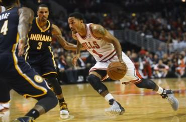 Rose vuelve 'a lo Jordan' para pacificar la crisis de los Bulls