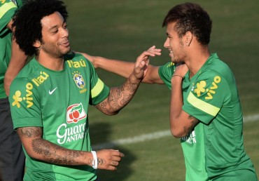 """Neymar: """"Le he dicho a Marcelo que vamos a ganar el Clásico"""""""