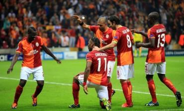 El equipo turco Galatasaray supera al Copenhague