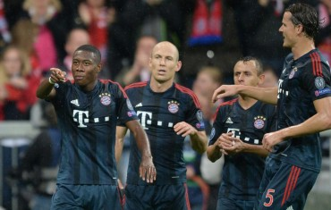 Ribéry dirige el enésimo recital del Bayern en Europa