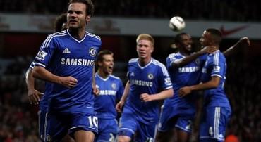 El Chelsea se llevó la victoria en el derbi de Londres