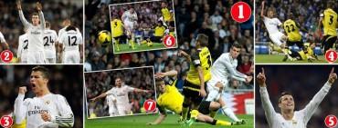 Alabanzas para Bale por su gran partido ante el Sevilla