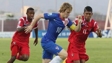 Croacia deja a Panamá en el precipicio en mundial Sub-17