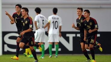 La vigente campeona México toma aire en mundial sub-17