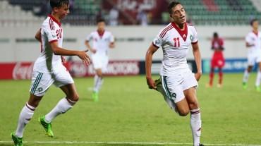 Marruecos elimina a Panamá del mundial Sub-17