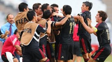 México se mete en cuartos y venció 2-0 a Italia