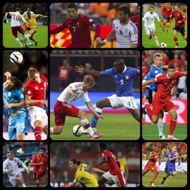 La penúltima jornada de la fase de clasificación europea