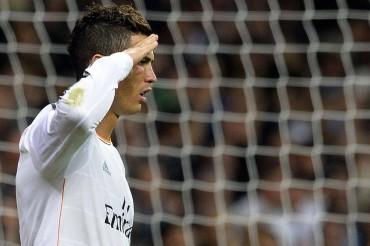 """Video: """"Cristiano Ronaldo dedica su primer gol al Sevilla al comandante Blatter"""""""