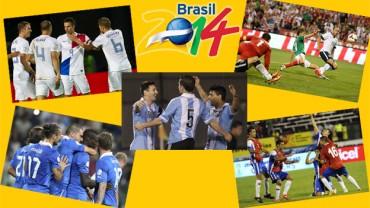 Catorce selecciones ya tienen su billete para el Mundial de Brasil-2014