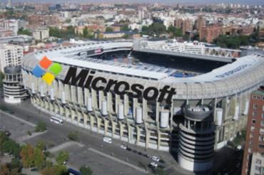 Bill Gates negocia con el Madrid para poner nombre al Bernabéu