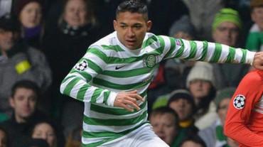 Izaguirre descansó en empate del Celtic
