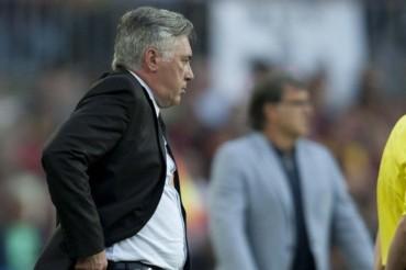 """Ancelotti: """"El penalti a Cristiano lo vio todo el mundo menos el árbitro"""""""