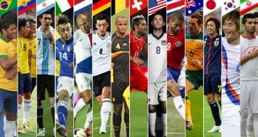 Dieciocho selecciones consiguen su plaza en el Mundial de Brasil