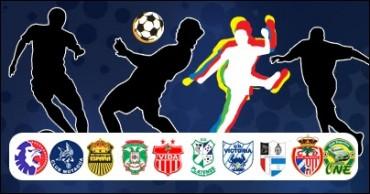Jornada dominical de la Liga Nacional de Honduras