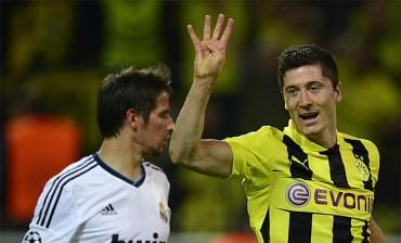 """Lewandowski: """"Nunca he dicho que firmaré con el Bayern"""""""