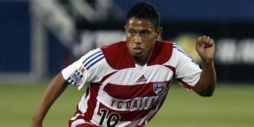 Ramón Núñez no tuvo accion con el Dallas FC