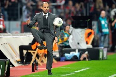 El Bayern de Guardiola líder en solitario