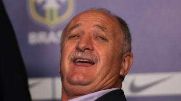 """Scolari: """"Costa da la espalda a millones de brasileños"""""""