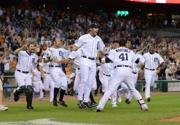 Tigers empata la serie ante Red Sox