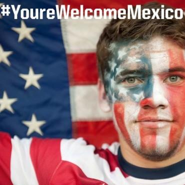 YoureWelcomeMexico, publica la federación de EEUU