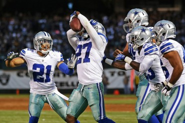 Cowboys ganan en casa