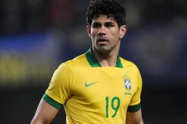 FIFA presiona a Brasil para que dé el certificado de Diego Costa