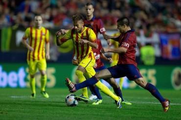 Un Barça sin gol no pasa del empate