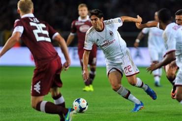 """Kaká: """"Estuve un mes sin jugar y ahora me falta ritmo"""""""