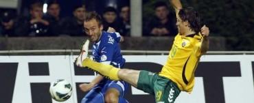Bosnia vence 1-0 a Lituania y clasifica al Mundial 2014