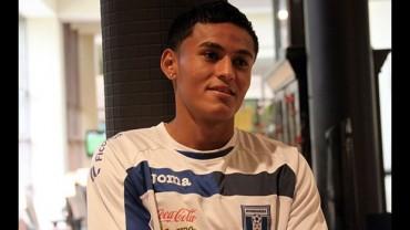 Andy Najar quiere visar su participación al Mundial de Brasil 2014