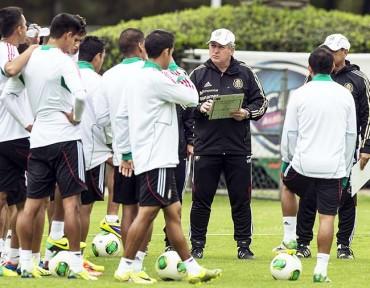Selección de México con el mejor de los ánimos ante Panamá