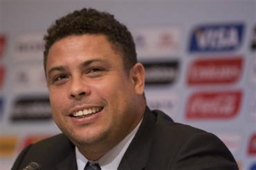 """Ronaldo: """"Quiere' a Messi y Cristiano en Brasil 2014"""""""