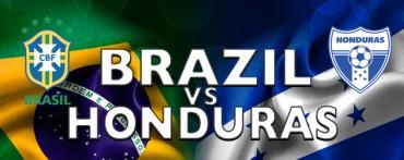 Ya estan los precios de Brazil-Honduras