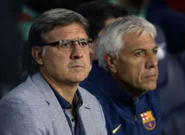 """Martino: """"En mi opinión no existen problemas con Messi"""""""