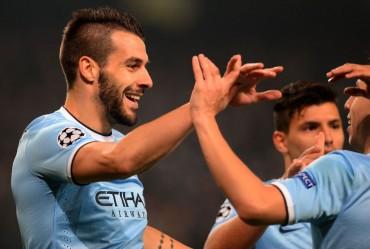 Hat-trick de Negredo para resucitar al City en Champions