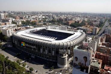 Microsoft confirma que negocia el patrocinio del Bernabéu